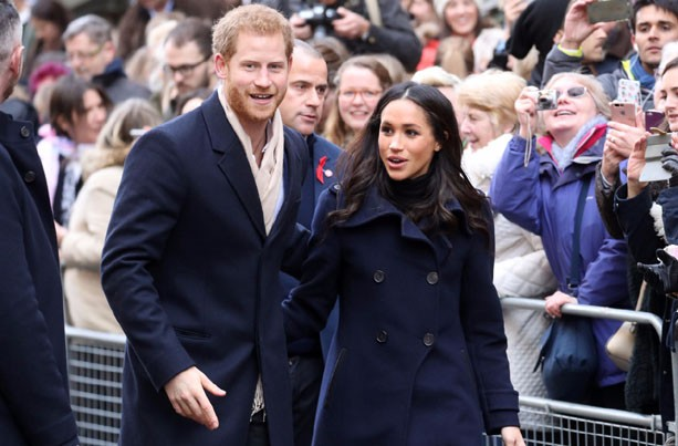 Meghan Markle e Príncipe Harry participam de 1º evento real (Foto: Getty Images)