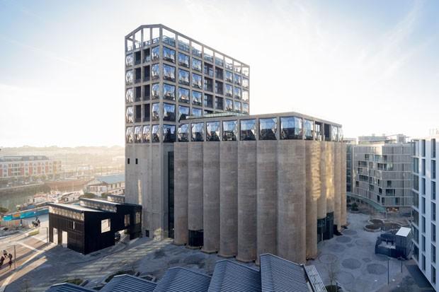 África inaugura seu primeiro Museu de Arte Contemporânea  (Foto: Iwan Baan)