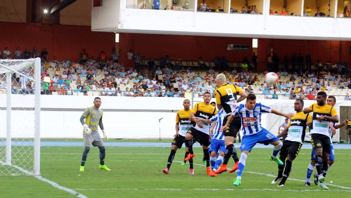 Paysandu x Criciúma - Série B 2015 (Foto: Fernando Torres/Ascom Paysandu)