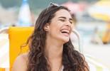 Lívian Aragão fala do primeiro beijo na TV