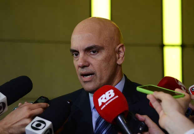 Alexandre de Moraes,  ministro da Justiça (Foto: Rovena Rosa/ Agência Brasil)