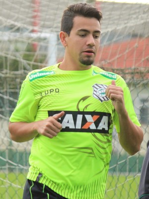 saimon zagueiro joinville (Foto: Luiz Henrique / FFC)