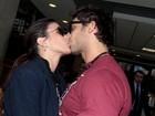 Kamilla e Eliéser terminam namoro: 'Ela não aceitava minhas viagens'