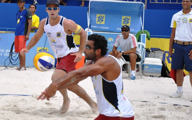 Circuito Open de Vôlei de Praia / AL (Foto: Divulgação/CBV)