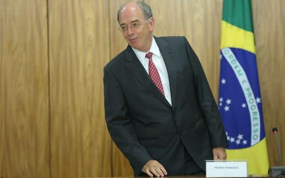 Pedro Parente (Foto: Fabio Rodrigues Pozzebom/Agência Brasil)