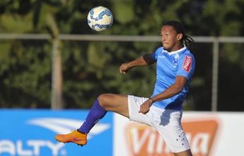 Cruzeiro empresta jovem zagueiro Alex Flávio até o fim da A2 do Paulista