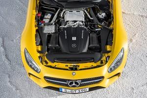 Mercedes-AMG GT (Foto: Mercedes-Benz)