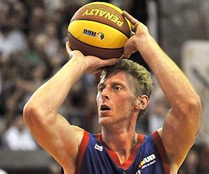 Lucas Tischer basquete (Foto: João Pires / Divulgação)
