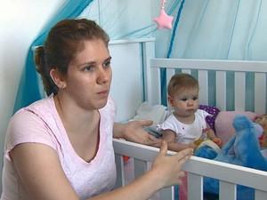 Camila diz guardar uma grande frustração (Foto: Ely Venâncio/EPTV)