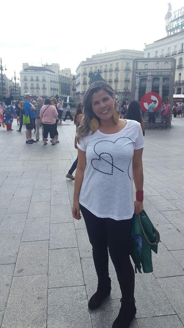 Madrid, Espanha (Foto: Arquivo Pessoal)