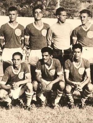 Dida no CSA (Foto: Arquivo Museu dos Esportes)