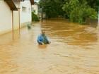 Chuva provoca estragos em cidades do interior paulista e de Minas Gerais