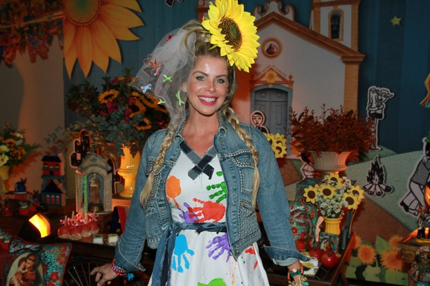 Karina Bacchi (Foto: Amauri Nehn/Brazil News)