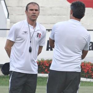Milton Mendes Santa Cruz (Foto: Daniel Gomes)
