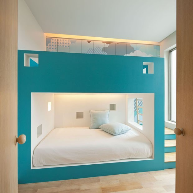 Top 20 quartos azuis  (Foto: Divulga)