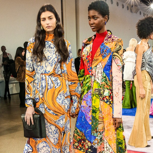 Highlights da NYFW: dia 6 (Foto: Getty Images, ImaxTree e Now Fashion)