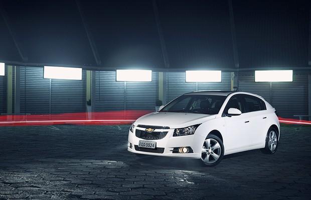 Chevrolet Cruze (Foto: Fabio Aro)