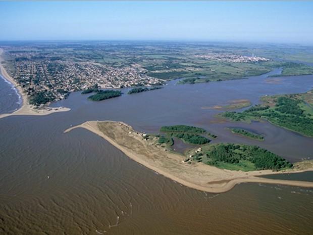 Bacia Hidrográfica do Rio Paraíba do Sul  (Foto: Zig Koch / Agência Nacional de Águas)