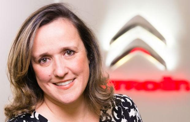 Silvia Torrecillas, nova gerente de marketing da Citroën do Brasil (Foto: Divulgação)