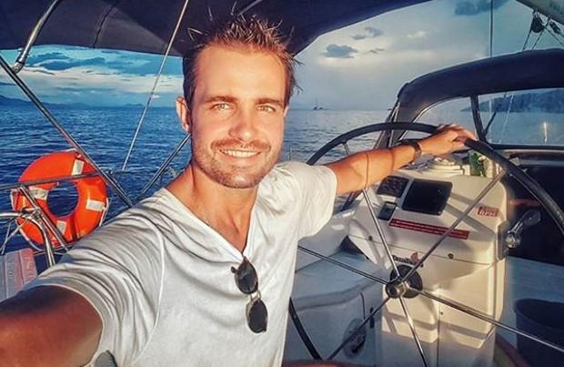 Max Fercondini (Foto: Reprodução/Instagram)