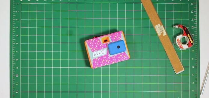 Câmera captura apenas GIFs com ajuda de Raspberry (Foto: Reprodução/NickBrewer)