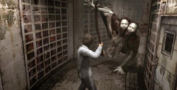 Henry visita indiretamente vários locais da cidade de Silent Hill (Foto: Divulgação) (Foto: Henry visita indiretamente vários locais da cidade de Silent Hill (Foto: Divulgação))