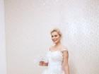 Veja bastidores de Andressa Urach em dia de noiva: 'Parece que eu vou casar mesmo!'