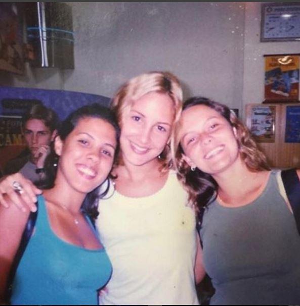 Claudia Leitte com amigas (Foto: Reprodução/Instagram)