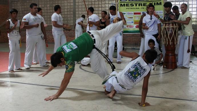 capoeira petrolina (Foto: Amanda Lima)