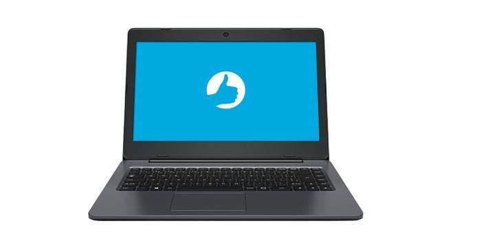 Notebook Stilo One oferece entrada USB e HDMI (Foto: Divulgação/Positivo)