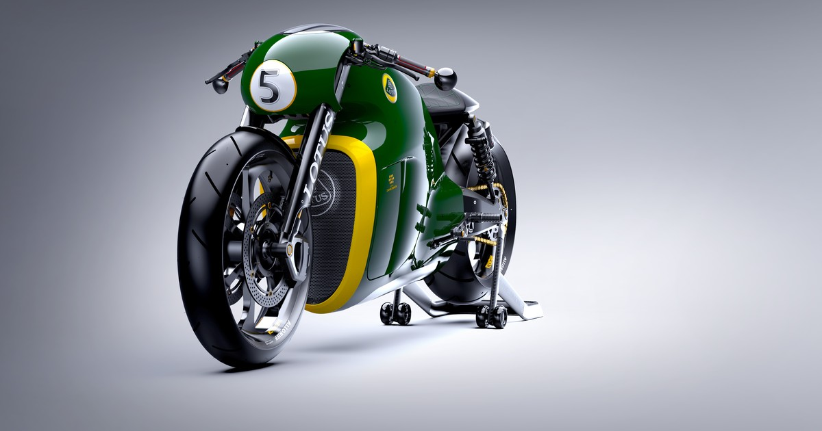g1 lotus revela sua primeira moto e pretende vender. Black Bedroom Furniture Sets. Home Design Ideas