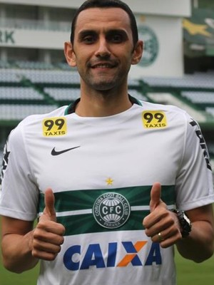 Rafael Marques Coritiba (Foto: Divulgação Coritiba)