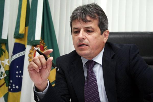 Rinaldo Reis, procurador-geral de Justiça do RN (Foto: Divulgação/Assessoria MPRN)
