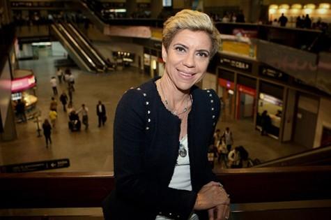 Astrid Fontenelle no GNT (Foto: Divulgação)