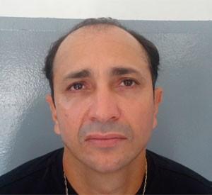 Paraibano Gerivaldo Silva da Cruz é suspeito de chefiar grupo de extermínio (Foto: Divulgação/Polícia Civil do RN)