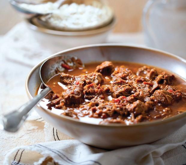 Afogado: um ensopado à base de carne bovina e batata
