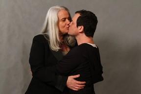 Matheus Nachtergaele e Vera Holtz (Foto: Raphael Mesquita / Foto Rio News)