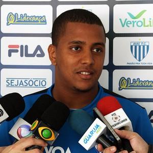 Capa Avaí (Foto: André Palma Ribeiro/Avaí FC)