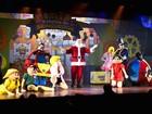 Espetáculo com 'Turma da Mônica' é atração em São José dos Campos