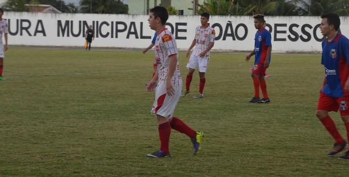 agabo, auto esporte, auto esporte sub19, sub19, campeonato paraibano sub-19 (Foto: Edgley Lemos / GloboEsporte.com/pb)