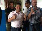 Candidatos à Prefeitura de Timóteo votam neste domingo