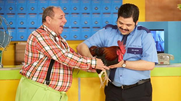 Conhea os personagens que animam o Treme Treme da Paulista (Foto: Ju Coutinho)