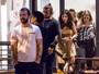 Bruno Gissoni e Yanna Lavigne são flagrados juntos em SP