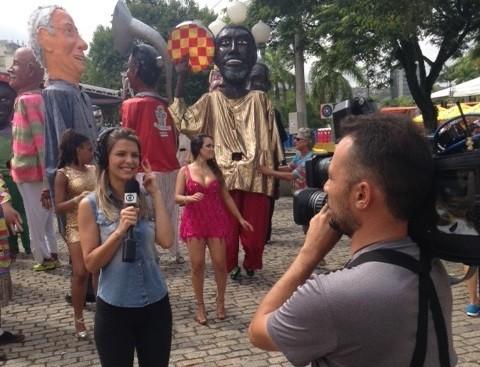 Berbigão nesta sexta-feira (29) (Foto: RBS TV/Divulgação)