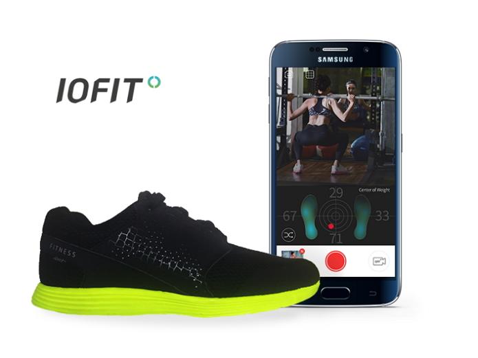IOFIT é um projeto com fundos da Samsung (Foto: Divulgação/Salted Venture)