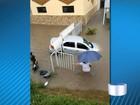 Shopping deve ressarcir clientes após enchente no estacionamento