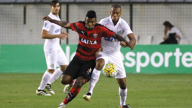 ef5752ea75 Santos x Vitória - Campeonato Brasileiro 2016 - globoesporte.com