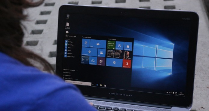 Nova política da Microsoft visa forçar o upgrade para o Windows 10 (Foto: Luana Marfim/TechTudo) (Foto: Nova política da Microsoft visa forçar o upgrade para o Windows 10 (Foto: Luana Marfim/TechTudo))