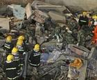 Queda de imóvel de dois andares mata 17 na China (Reuters)