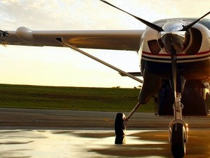 Avião (Foto: Codemig/Divulgação)